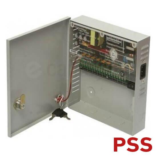 Cel mai bun pret pentru Sursa alimentare PSS AQT-1210-09C Sursa : 12V DC/ 10A