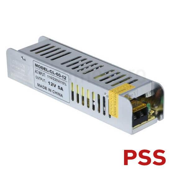 Cel mai bun pret pentru Sursa alimentare PSS PS-LED1 Sursa : 12V DC/ 5A