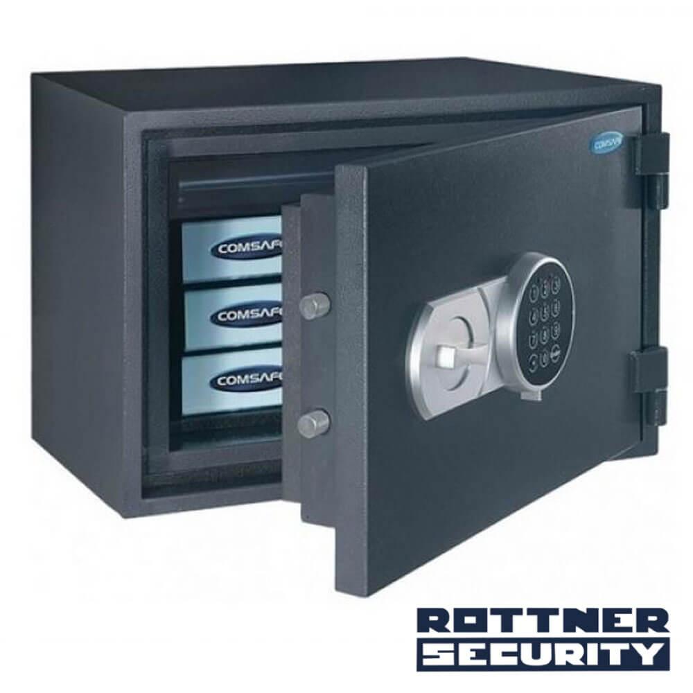 Cel mai bun pret pentru Seif-uri ROTTNER T05436 Seif antifoc Sydney 40 cu închidere electronică