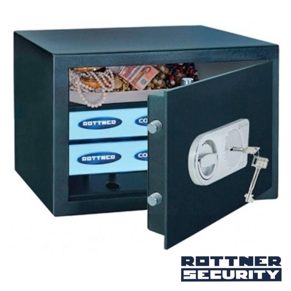 Cel mai bun pret pentru Seif-uri ROTTNER T04847 antiefractie cu inchidere mecanica de siguranta