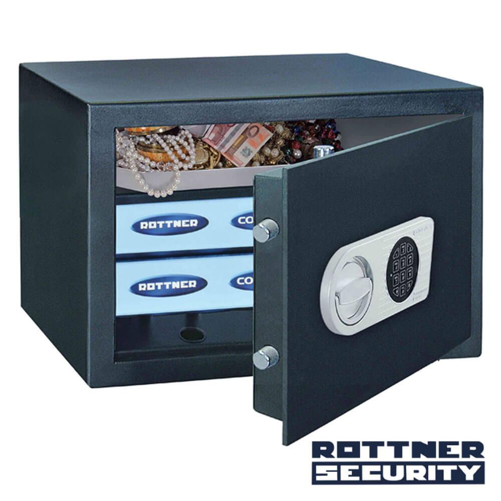 Cel mai bun pret pentru Seif-uri ROTTNER T04850 antiefractie cu inchidere mecanica de siguranta
