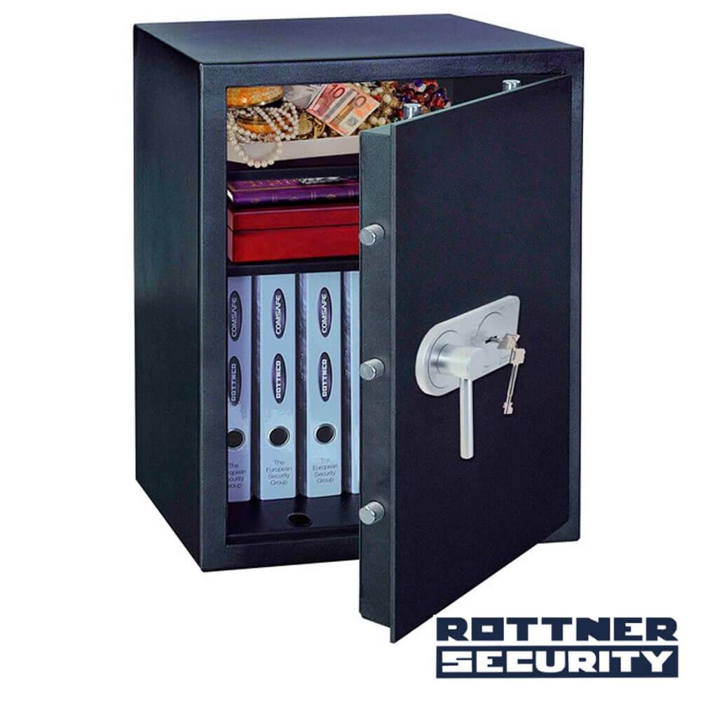 Cel mai bun pret pentru Seif-uri ROTTNER T04859 antiefractie cu inchidere mecanica de siguranta