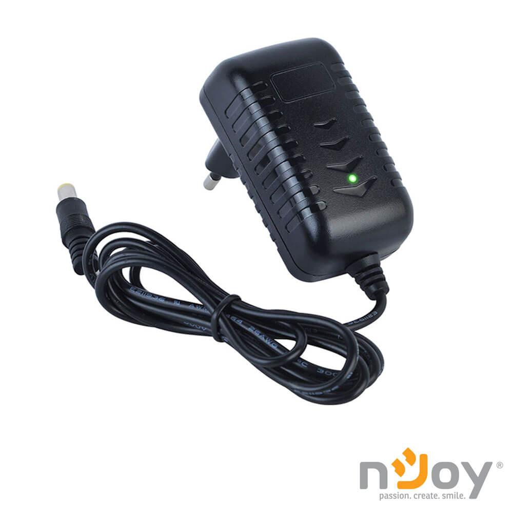 Cel mai bun pret pentru Surse alimentare NJOY AD120201 Alimentator camera video de supraveghere 12V 2A