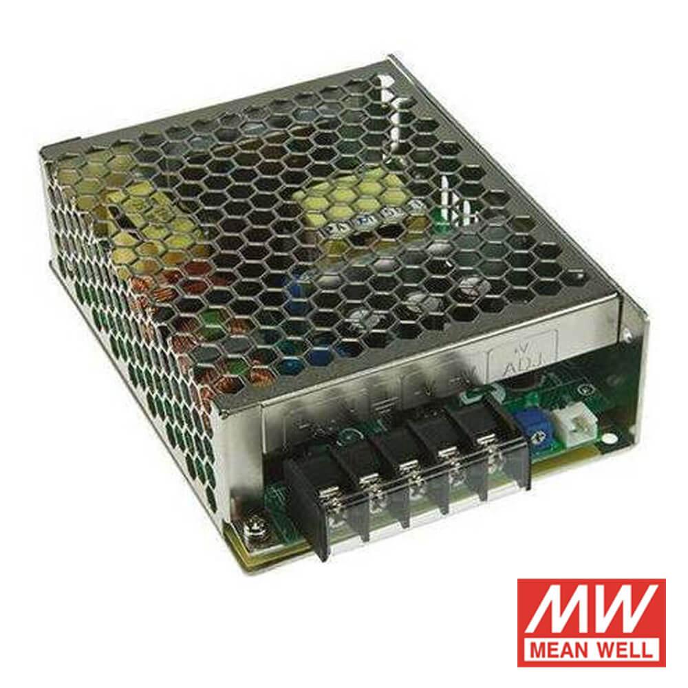 Cel mai bun pret pentru Surse alimentare MEAN WELL HRP-75-12 Sursa: 12V DC/3A in cutie