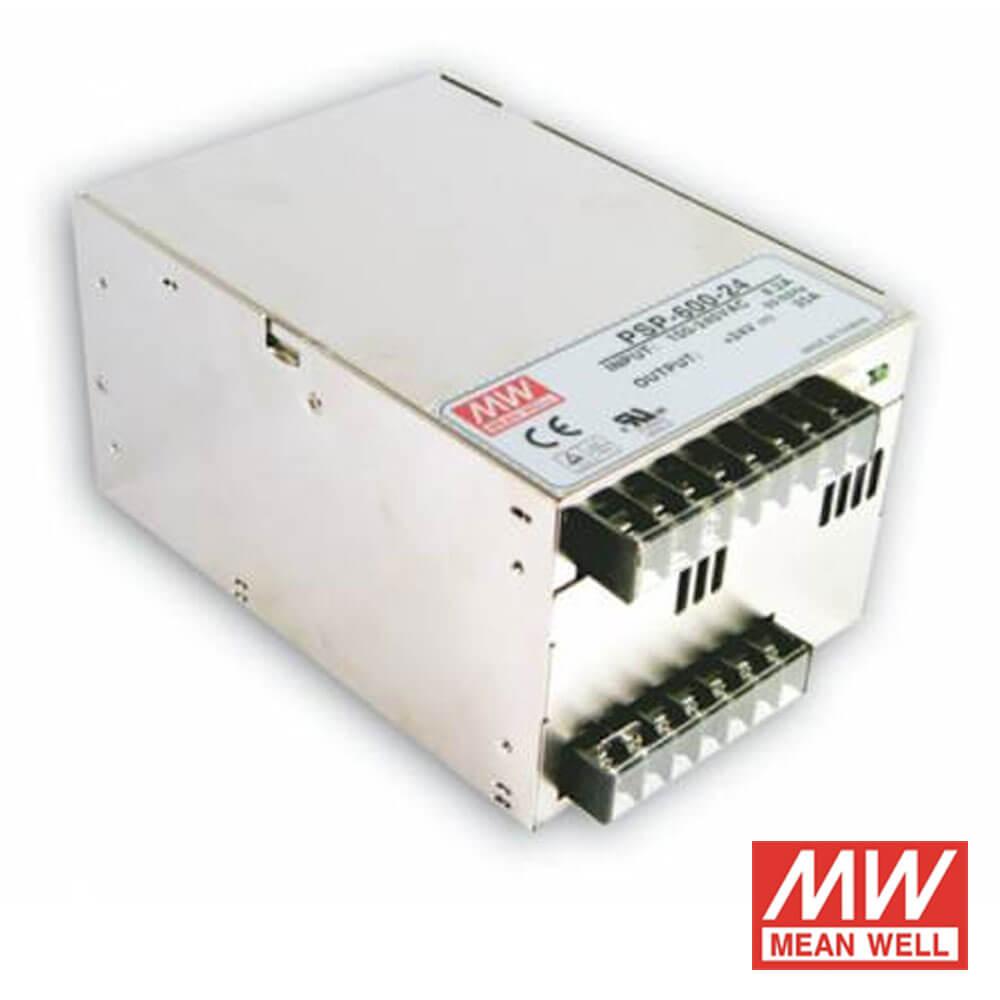 Cel mai bun pret pentru Surse alimentare MEAN WELL PSP-600-12 Sursa: 12V DC 50A