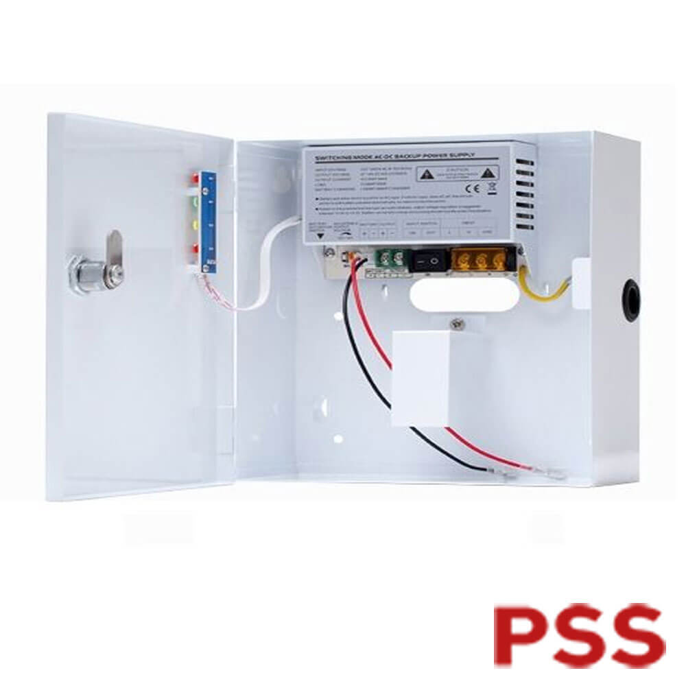 Cel mai bun pret pentru Surse alimentare PSS ZTP1203B-4F Sursa de alimentare in comutatie cu cutie metalica, iesire baterie backup ajustabila