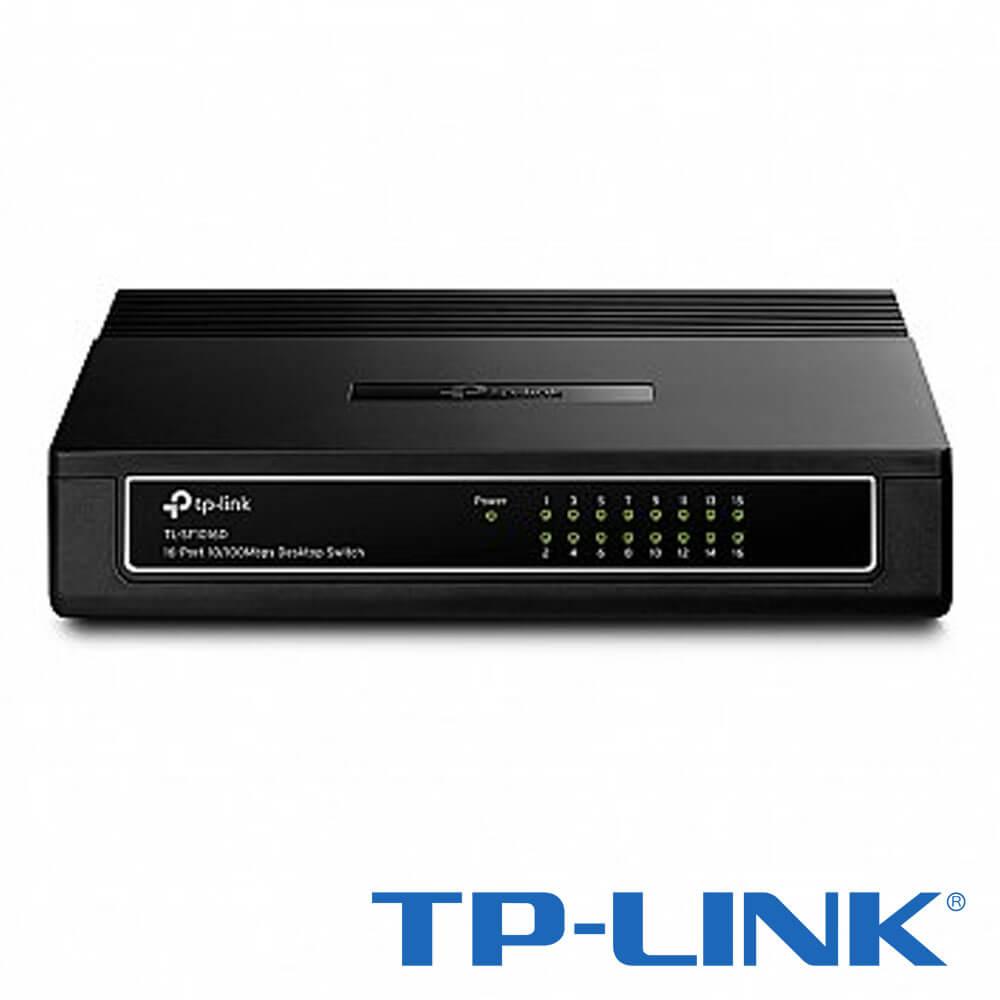 Cel mai bun pret pentru Switch-uri TP-LINK TL-SF1016D Special pentru interconectarea diferitelor segmente de rețea