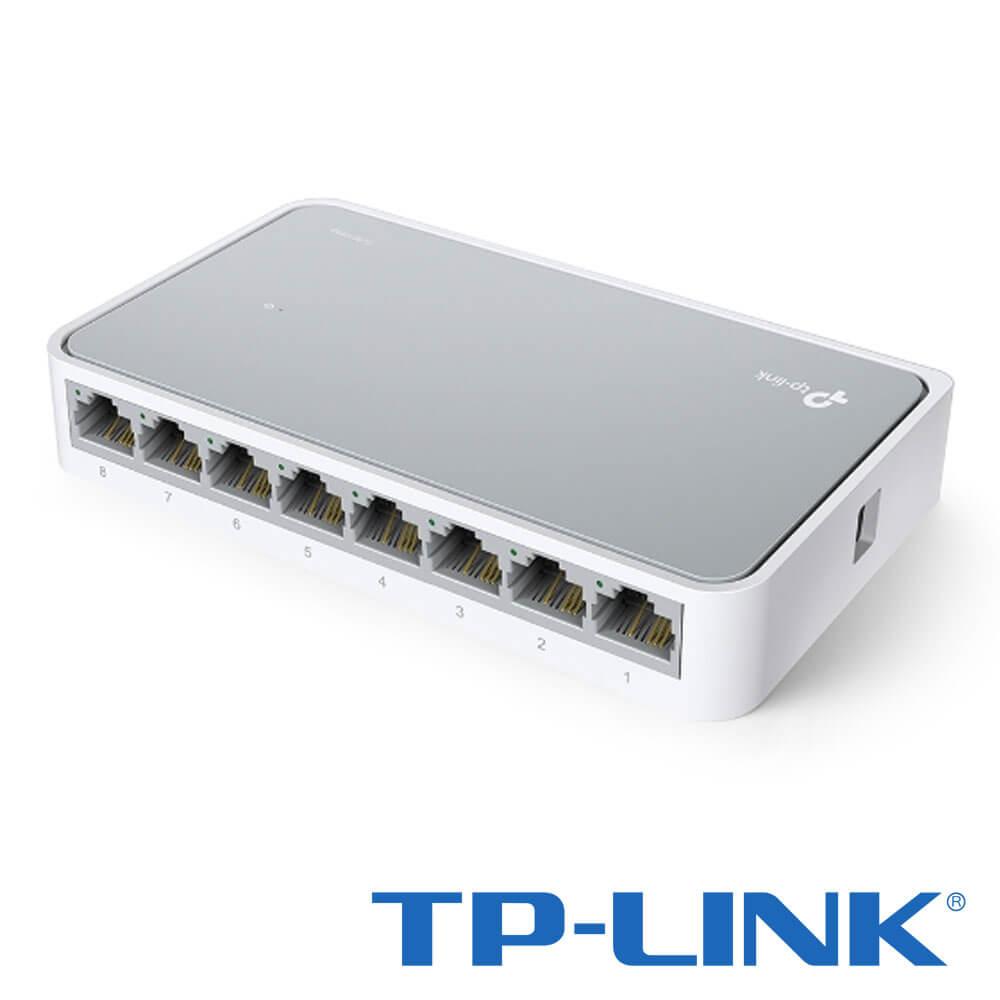 Cel mai bun pret pentru Switch-uri si injectoare TP-LINK TL-SF1008D Special pentru interconectarea diferitelor segmente de rețea