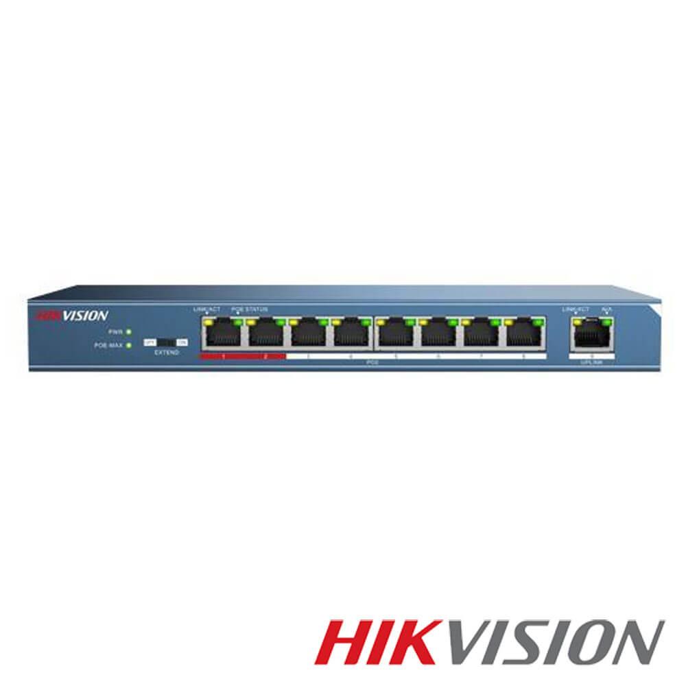 Cel mai bun pret pentru Switch-uri si injectoare HIKVISION DS-3E0109P-E