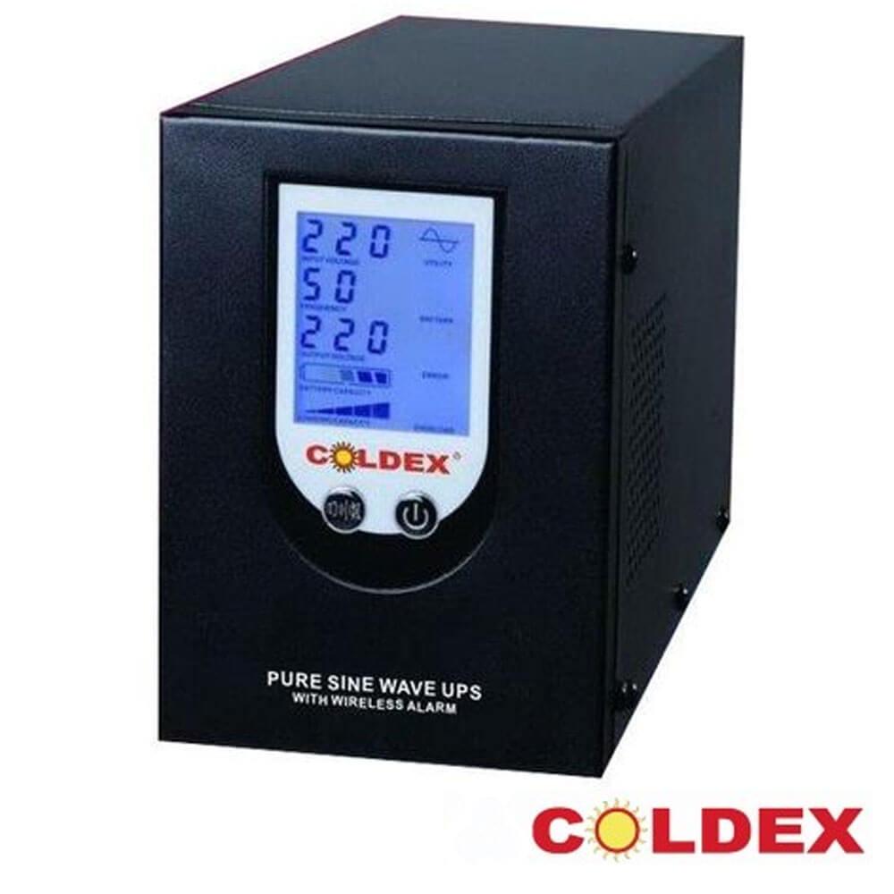 Cel mai bun pret pentru UPS-uri COLDEX CD-1050W-12V Frecventa: 50Hz  +/-5Hz