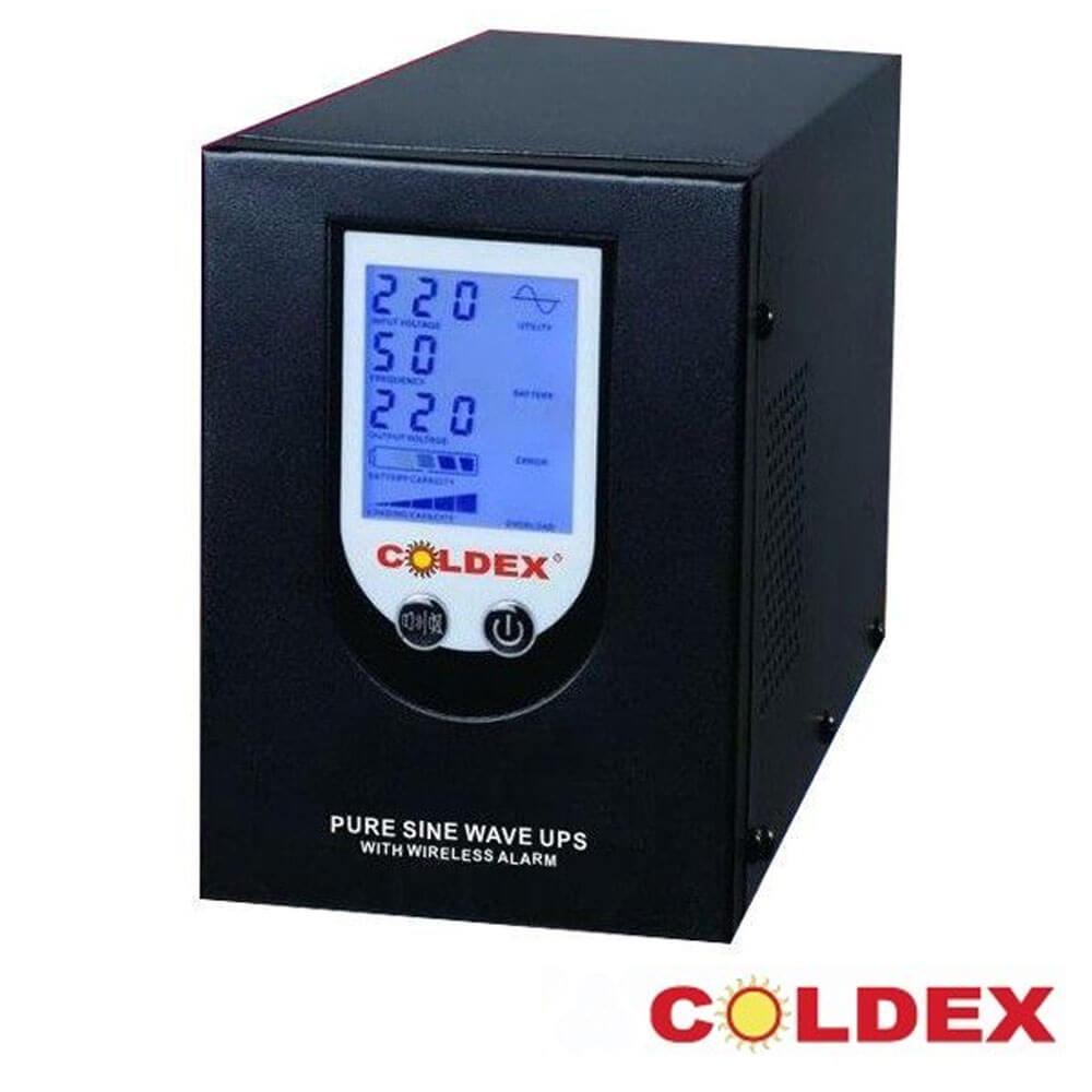 Cel mai bun pret pentru UPS-uri COLDEX CDX 700W-12V Forma de unda: pur sinusoidala