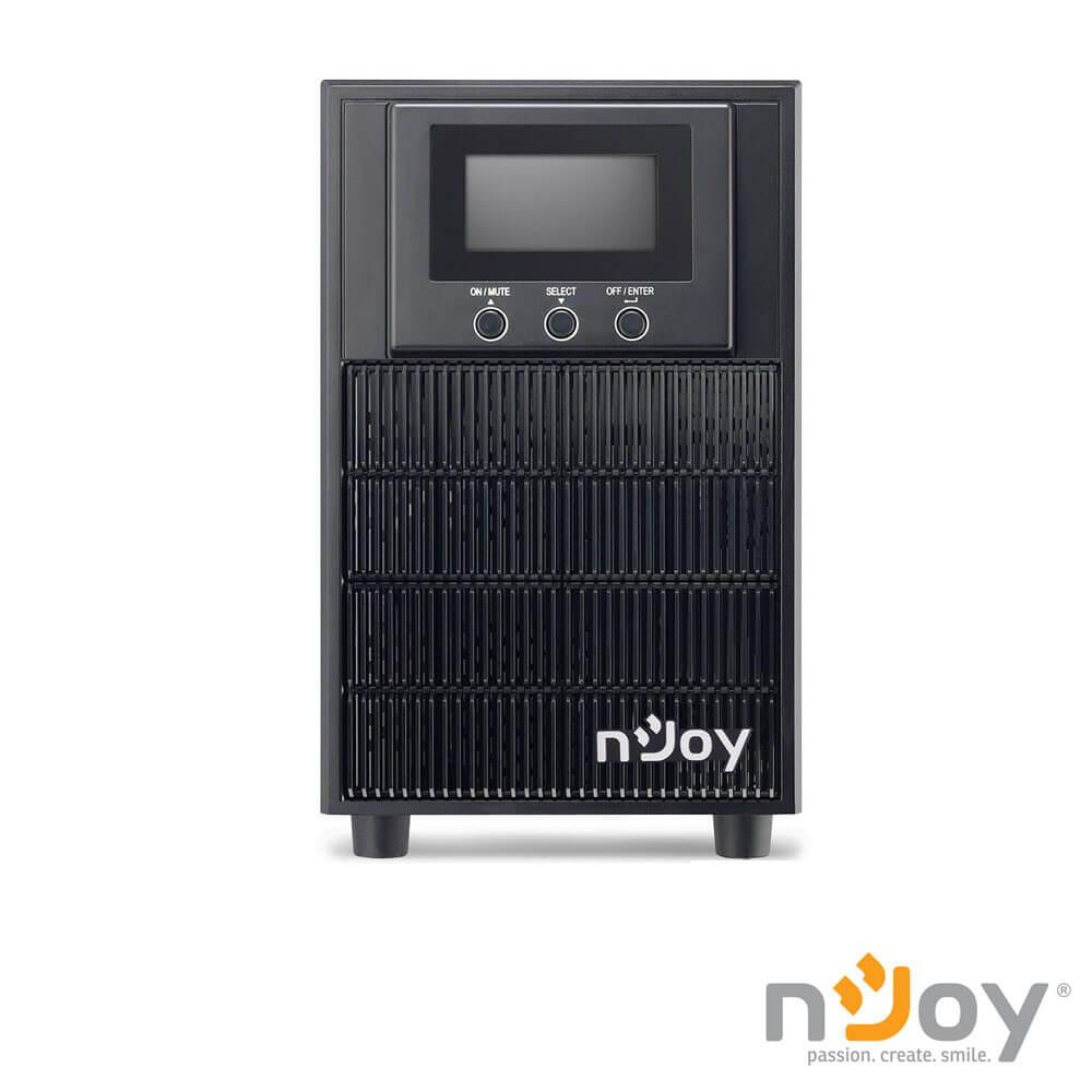 Cel mai bun pret pentru UPS-uri NJOY ATEN PRO 1000 UPS Online Dublă Conversie 1000VA 900W
