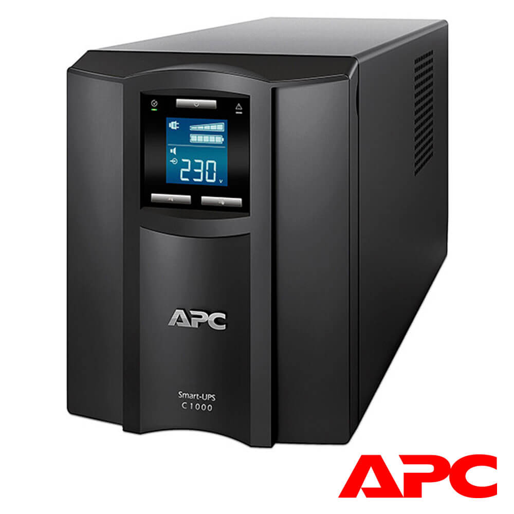 Cel mai bun pret pentru UPS-uri APC SMC1000I UPS APC Smart-UPS C line-interactive , sinusoidala 1000VA , 600W 8conectori C13
