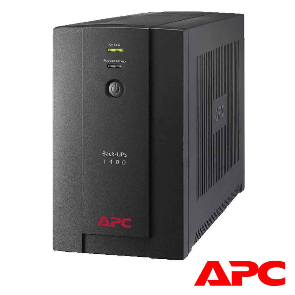 Cel mai bun pret pentru UPS-uri APC BX1400UI UPS APC Back-UPS BX line-interactive , aprox.sinusoida 1400VA , 700W