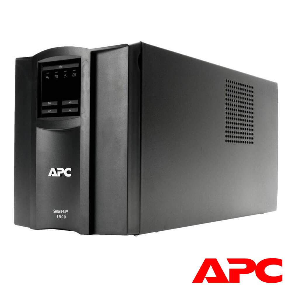 Cel mai bun pret pentru UPS-uri APC SMT1500I UPS APC Smart-UPS SMT line-interactive , sinusoidala 1500VA , 1000W