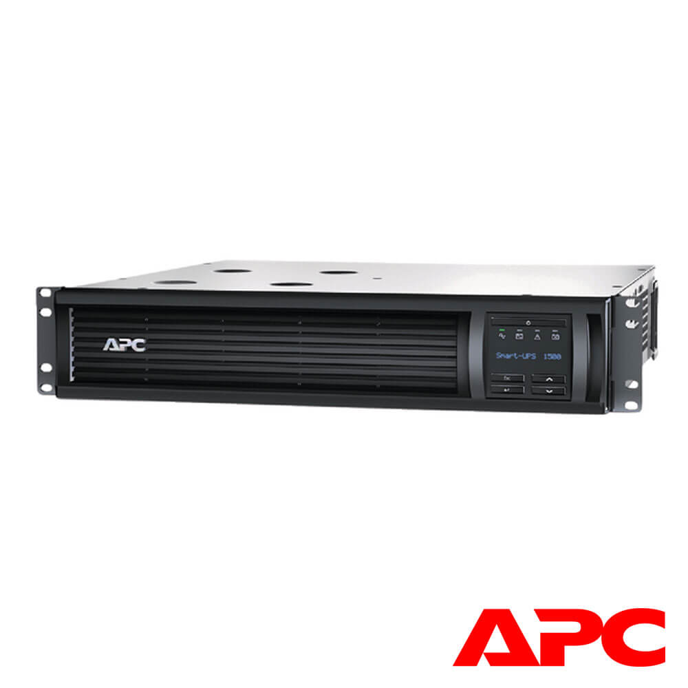 Cel mai bun pret pentru UPS-uri APC SMT1500RMI2U UPS APC Smart-UPS SMT line-interactive , sinusoidala 1500VA , 1000W