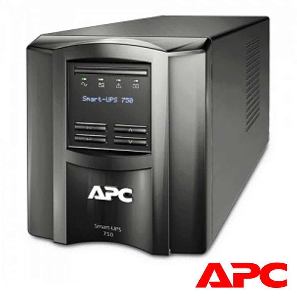 Cel mai bun pret pentru UPS-uri APC SMT750I UPS APC Smart-UPS SMT line-interactive , sinusoidala 750VA , 500W