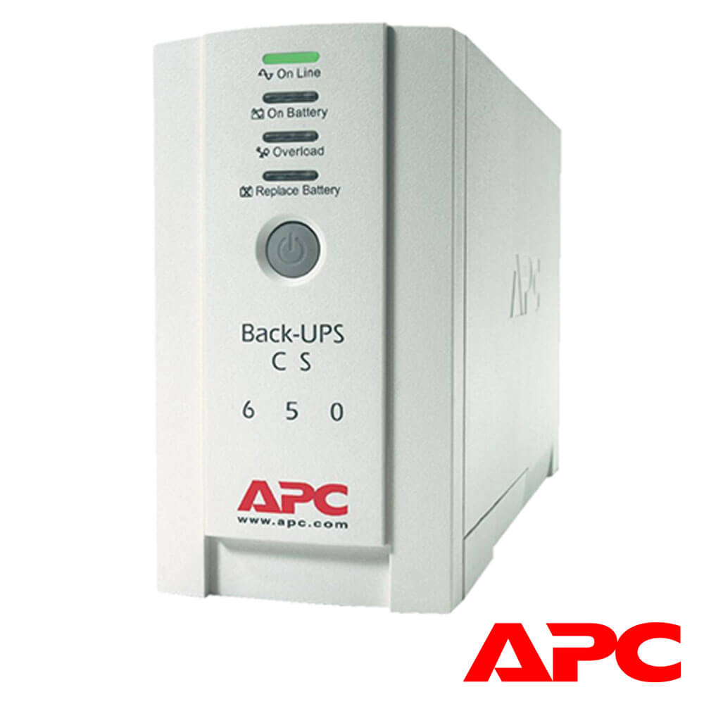 Cel mai bun pret pentru UPS-uri APC BK500EI UPS APC Back-UPS CS stand-by 500VA , 300W