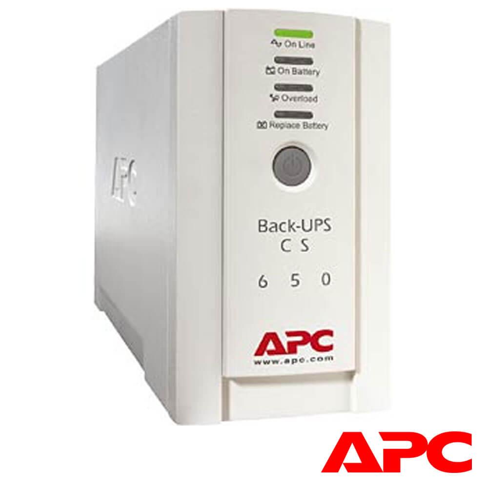 Cel mai bun pret pentru UPS-uri APC BK650EI UPS APC Back-UPS CS stand-by 650VA , 400W