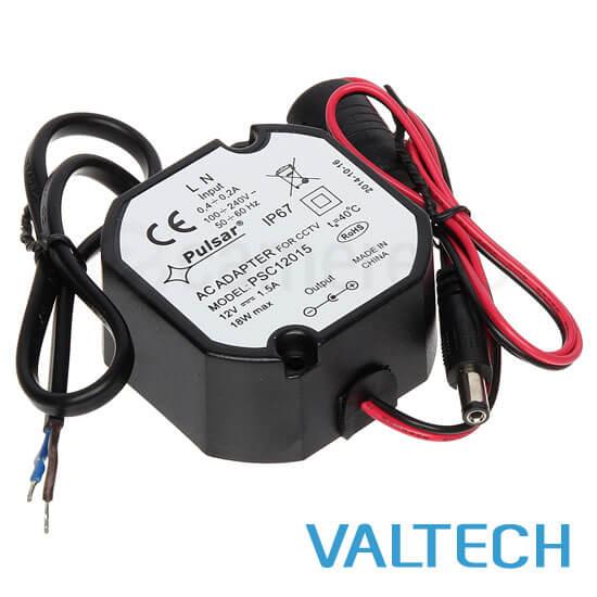 Cel mai bun pret pentru Sursa alimentare VALTECH PSC-12015 <i>Short-circuit protection SCP</i>
