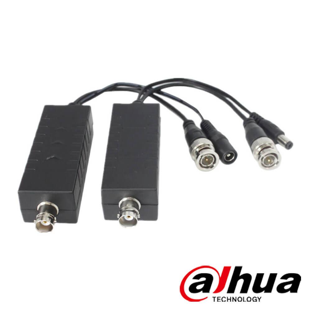 Cel mai bun pret pentru Mufe si transmitatoare DAHUA PFM810 Alimentare si semnal video printr-un singur cablu coaxial