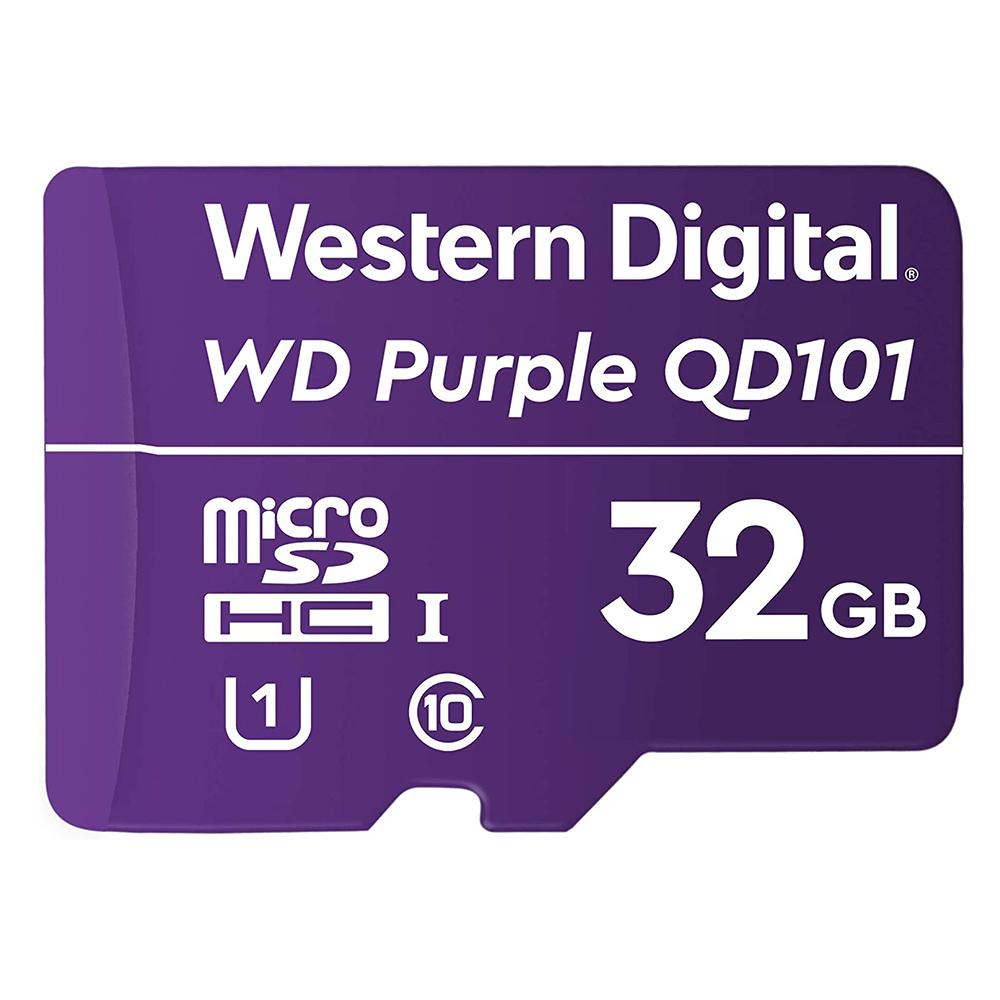 Cel mai bun pret pentru Carduri memorie WESTERN DIGITAL WDD032G1P0C <i>Ultra Endurance. Cardurile WD Purple SC sunt proiectate pentru înregistrări continue 24/7</i>