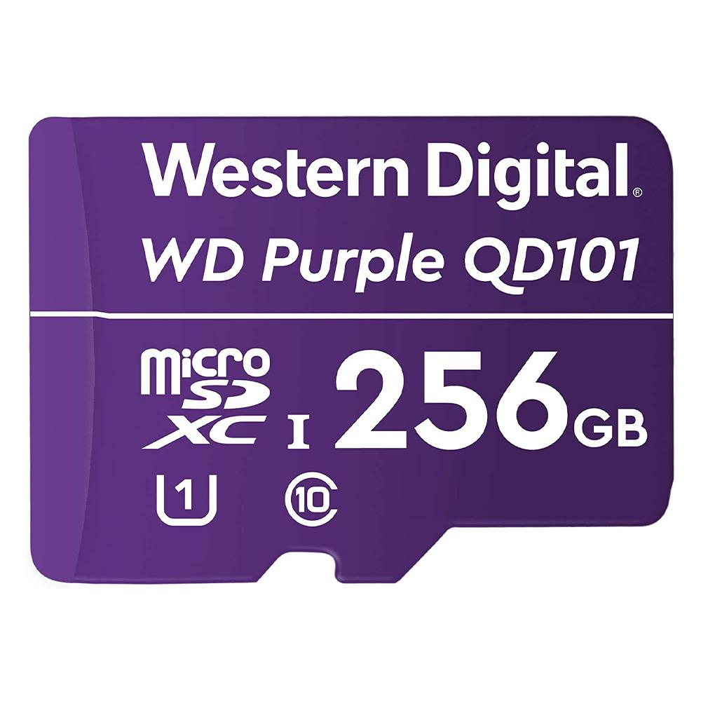 Cel mai bun pret pentru Carduri memorie WESTERN DIGITAL WDD256G1P0C <i>Ultra Endurance, proiectate pentru înregistrări continue 24/7</i>