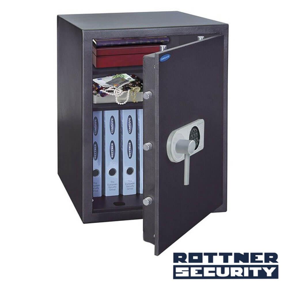 Cel mai bun pret pentru Seif-uri ROTTNER T04685 Seif antiefracţie TOSCANA 65 cu �nchidere electronic?