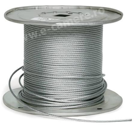 Cel mai bun pret pentru Accesorii montaj PSS CABLU OTEL Folosit pentru sustinerea cablurilor