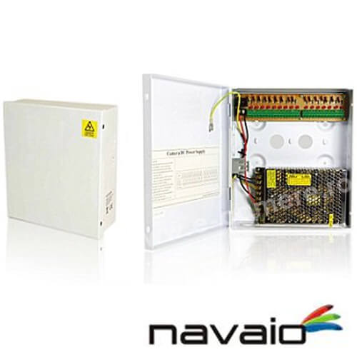 Cel mai bun pret pentru Sursa alimentare NAVAIO NAV-S5-4C-B <i>Pentru alimentarea camerelor de supraveghere</i>