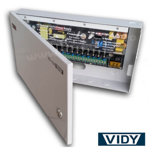 Cel mai bun pret pentru Sursa alimentare VIDY VD-16A Sursa : 12V DC/16A  + Cutie