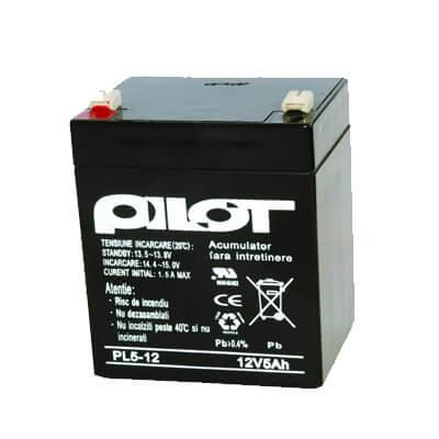 Cel mai bun pret pentru Acumulatori PILOT PL-5AH Capacitate: 5Ah