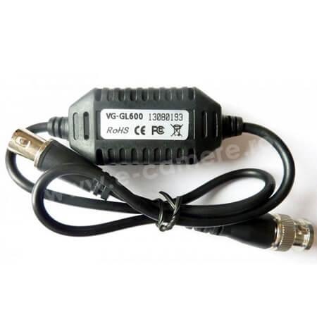 Cel mai bun pret pentru Module de protectie SECPRAL VG-GL600 Izolator video bucla de masa, BNC la BNC