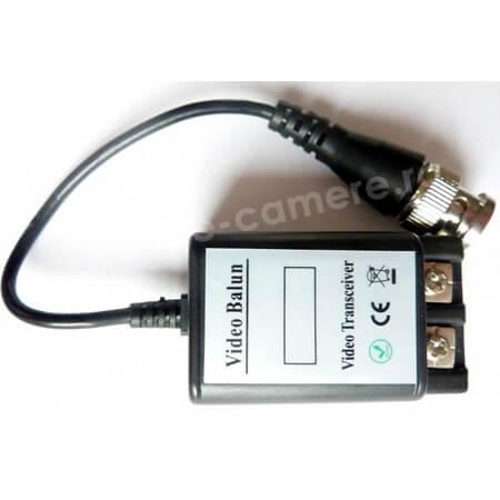 Cel mai bun pret pentru Video Balun SECPRAL VG-211 Video balun pentru camere analogice clasice