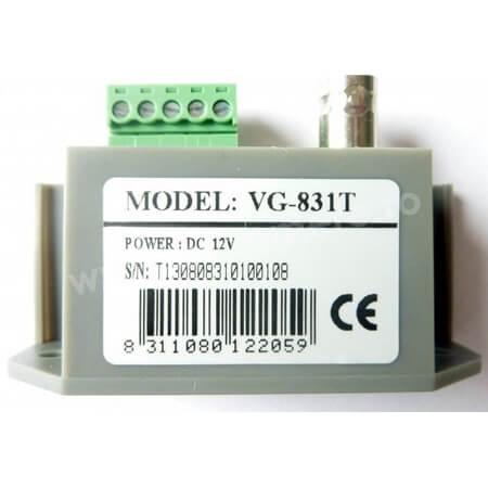 Cel mai bun pret pentru Video Balun SECPRAL VG-831T Transmitator activ de tip video balun pentru camere analogice