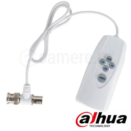Cel mai bun pret pentru Accesorii instalator DAHUA PFM820 Comută între cele 4 formate video : HDCVI, AHD, TVI, Analogic