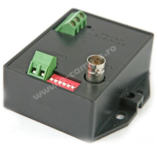 Cel mai bun pret pentru Video Balun KMW SYSTEMS BA-01 Transmitator video activ pentru camere clasice
