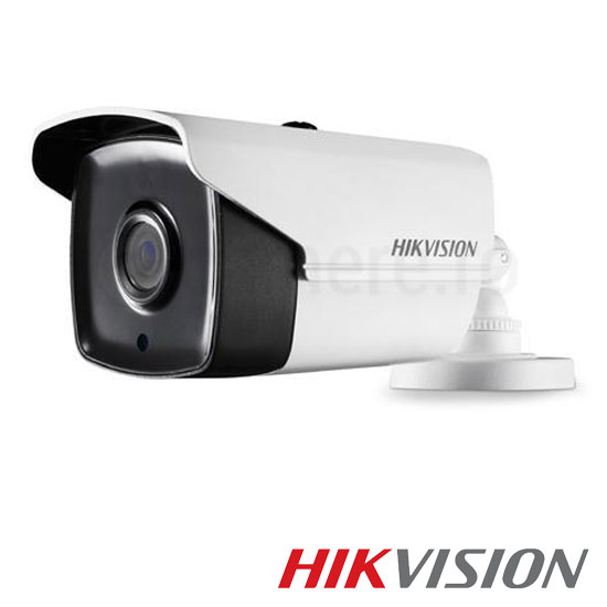 Camera 5MP Turbo HD Exterior, IR 40m, lentila 3.6 - HikVision DS-2CE16H1T-IT3
