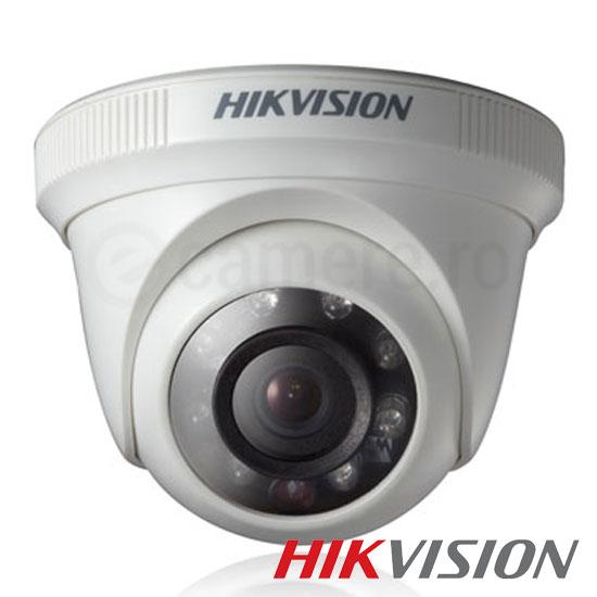 Cel mai bun pret pentru camera HIKVISION DS-2CE55C2P-IRP cu 720 linii TV, pentru sisteme supraveghere video