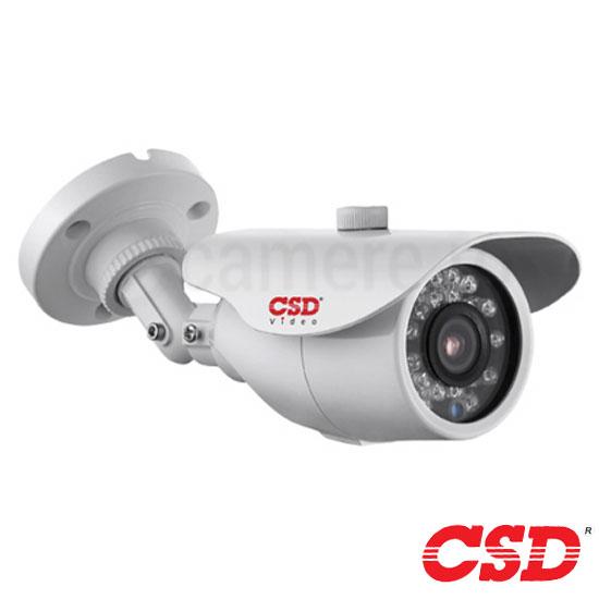 Camera 1MP Exterior, IR 30m, Varifocala - CSD CSD-MA105Q8
