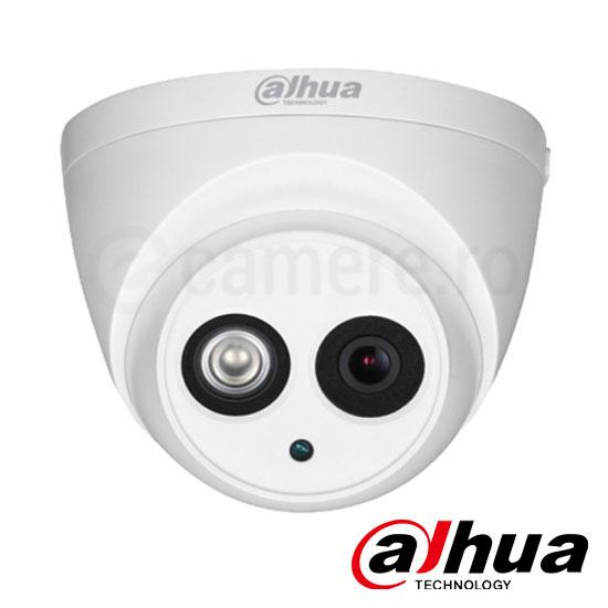 Camera 4MP Exterior, IR 50m, Lentila 3.6 - Dahua HAC-HDW2401EM