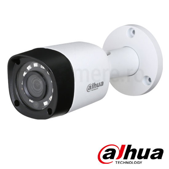 Cel mai bun pret pentru camera IP DAHUA HAC-HFW1220RM cu 2 megapixeli, pentru sisteme supraveghere video