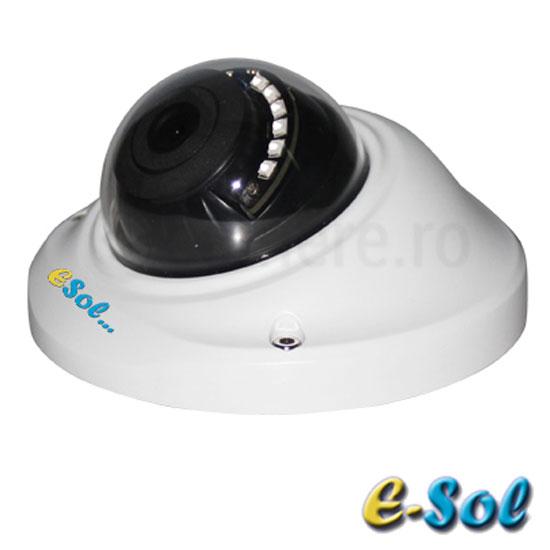 Cel mai bun pret pentru camera IP E-SOL D300/20A cu 3 megapixeli, pentru sisteme supraveghere video