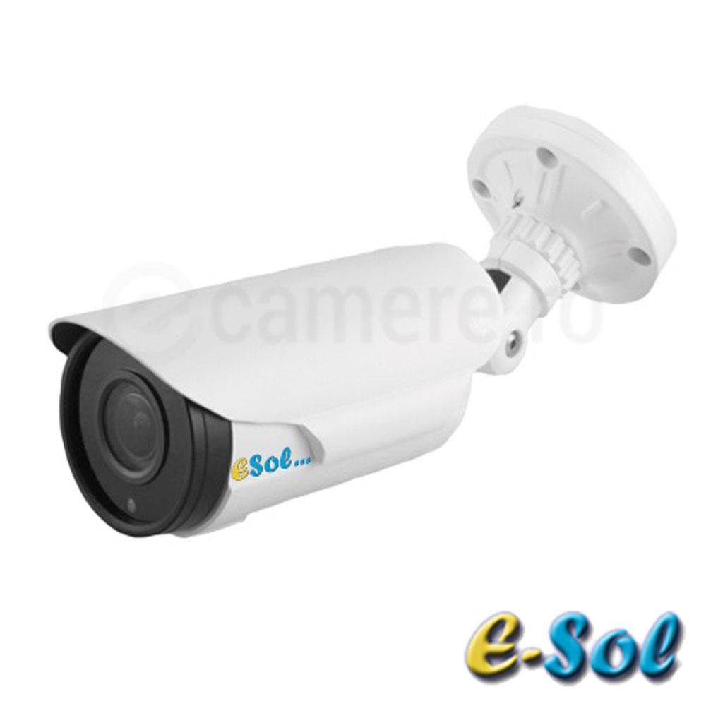 Camera 4MP Exterior, IR 60m, Varifocala - e-Sol ESV400/90A