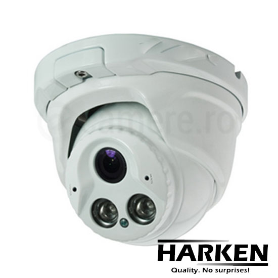Cel mai bun pret pentru camera IP HARKEN CAM1200D-001 cu 2 megapixeli, pentru sisteme supraveghere video