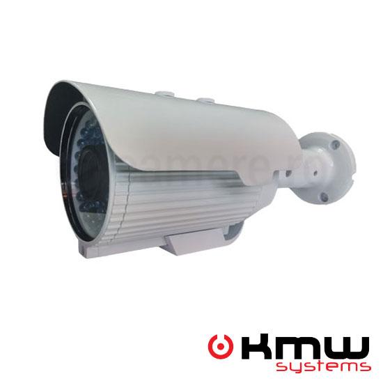 Cel mai bun pret pentru camera IP KMW KM-7010XVI cu 1 megapixeli, pentru sisteme supraveghere video