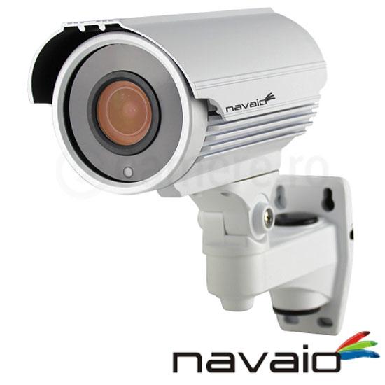 Camera 2MP Exterior, IR 60m, Varifocala - Navaio NAC-HD-329VL/60