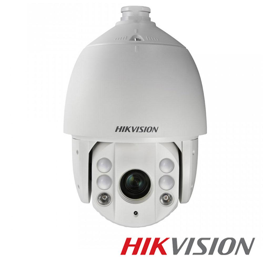 Cel mai bun pret pentru camera HD HIKVISION DS-2DE7425IW-AES5 cu 4 megapixeli, pentru sisteme supraveghere video