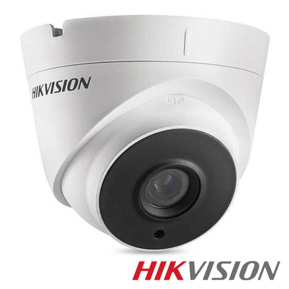 Camera 1MP Exterior, IR 20m, lentila 2.8 - HikVision DS-2CE56C0T-IT1F