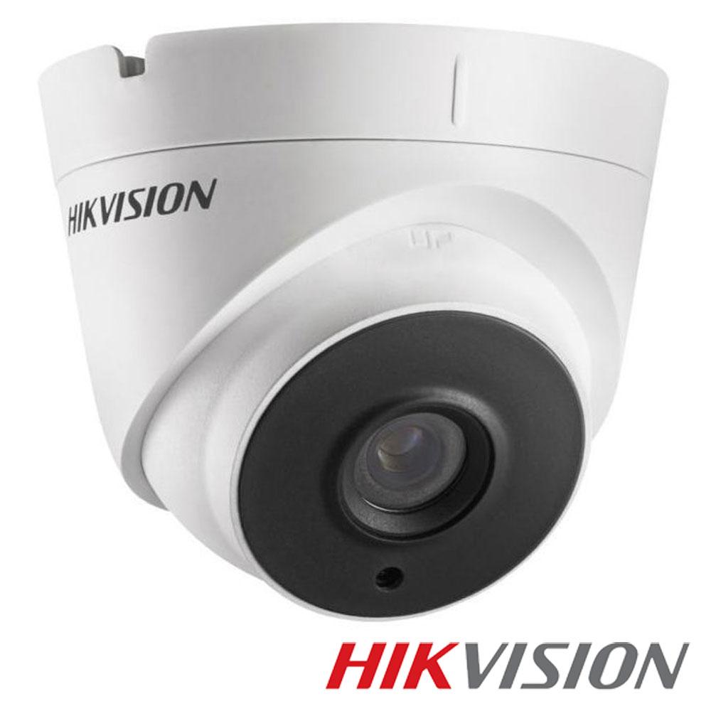 Camera 1MP Exterior, IR 40m, lentila 2.8 - HikVision DS-2CE56C0T-IT3F
